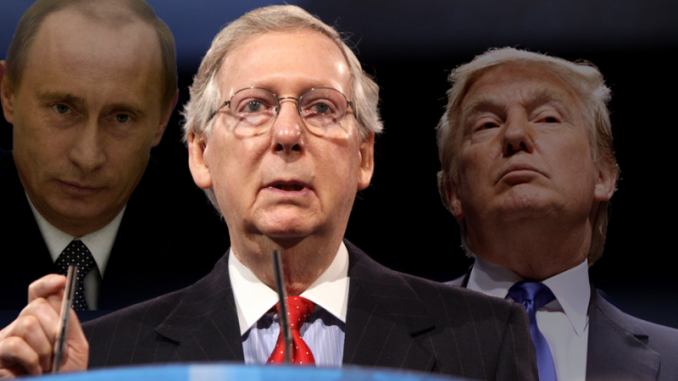 Sen. Mitch McConnell being investigated for ties toRussia